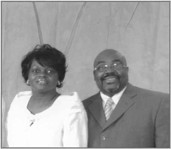 Apostle Archie and Lady Jessica Simmons