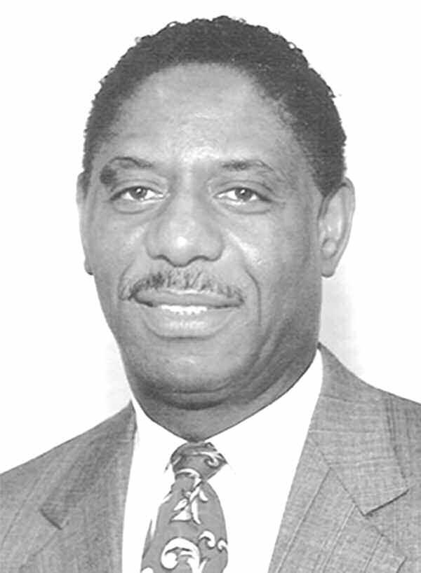 Rev. Dr. Samuel Williams