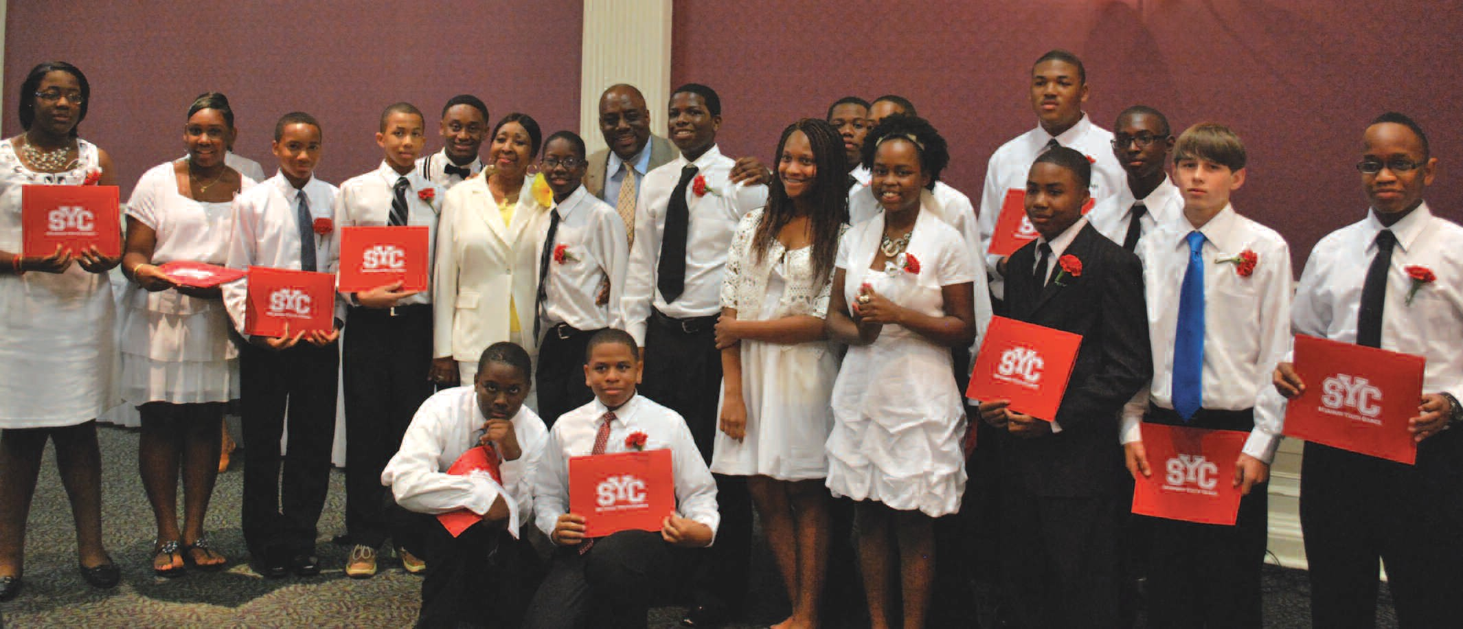 Fifty-three 8th graders graduate from Savannah Youth Council Program