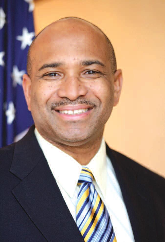Senator Lester Jackson