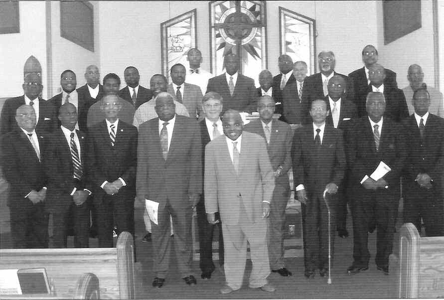 The Butler Memorial Presbyterian USA Men's Council