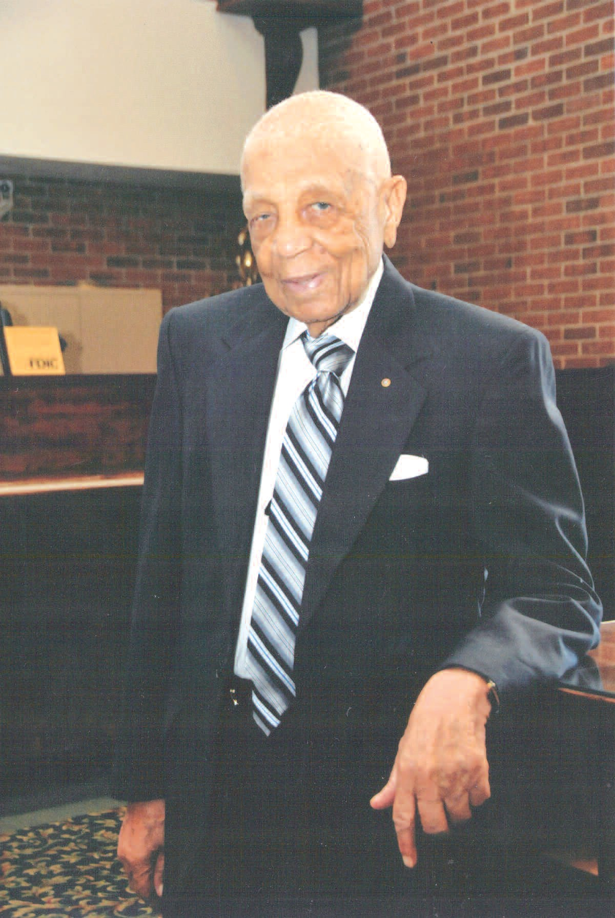 Mr. John B. Clemmons, Sr.