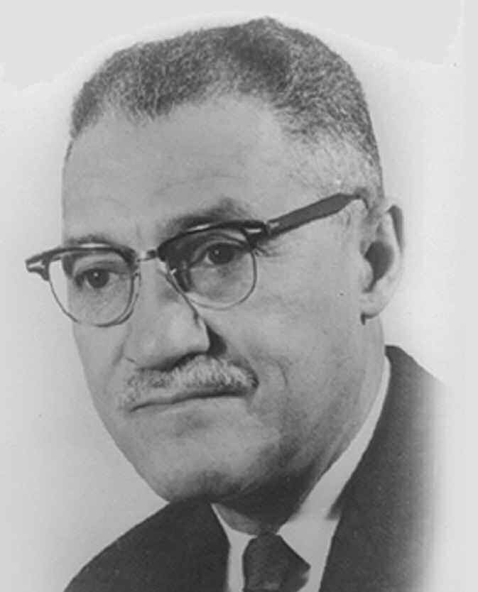 Lawrence D. Perry President, 1961-1971