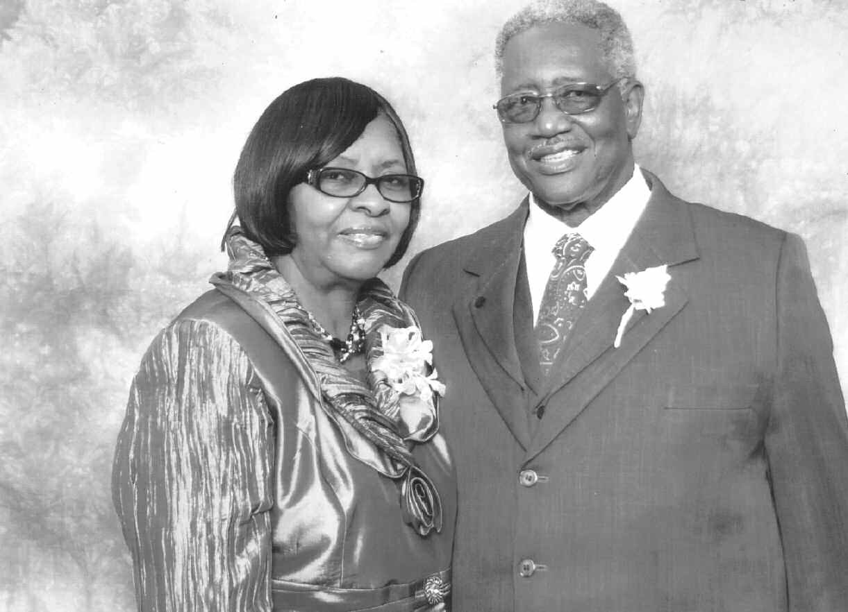 Rev. Dr. Lexcie E. and Lady Mary Wallace Aiken
