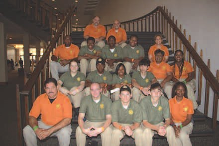 Chatham County Sheriff's Office Explorer Post 876