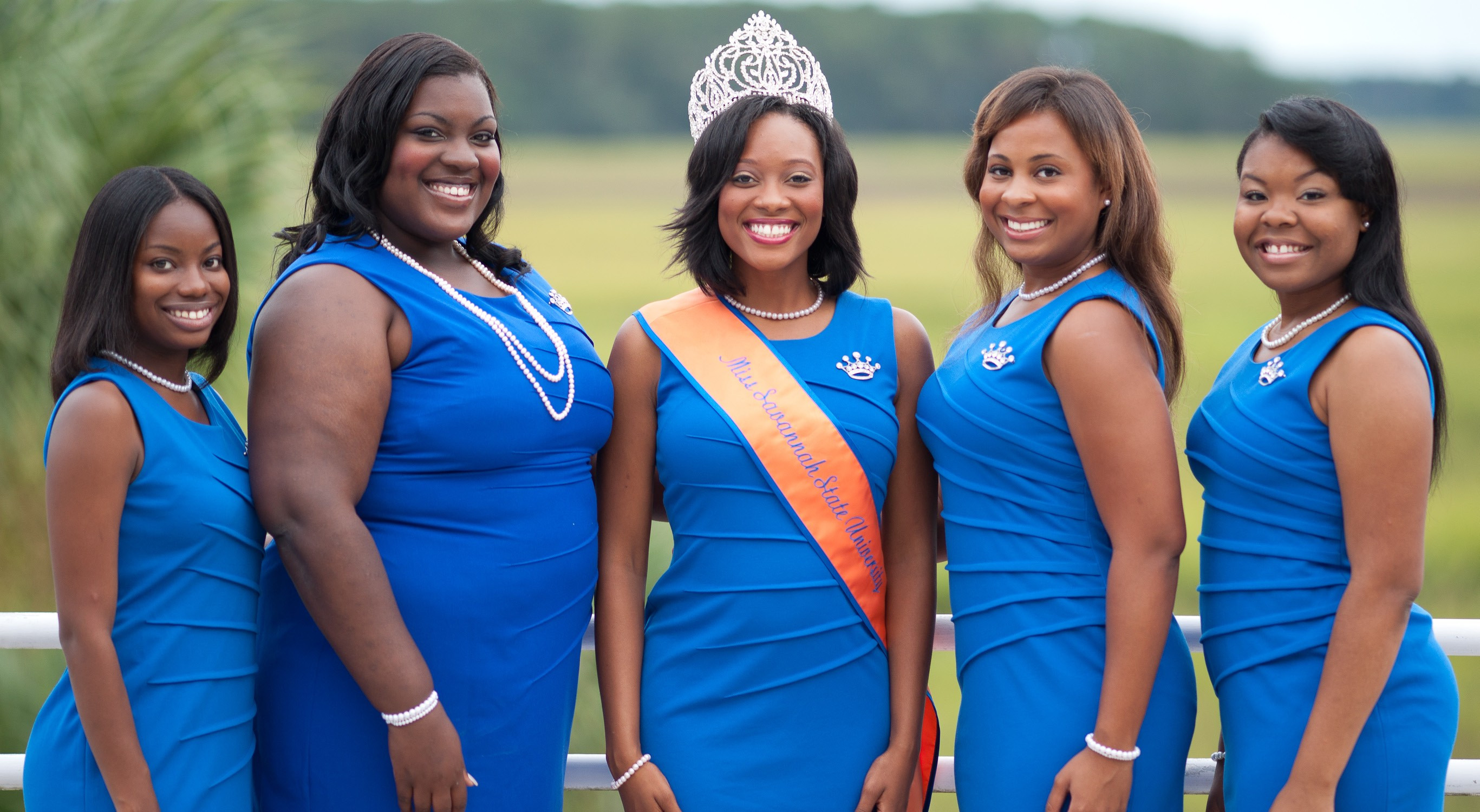 Tiffany Hallback, a rising senior business management major from Austell, Ga., will be crowned