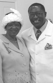 Pastor Jerome William Baker and 1st Lady Cleo Baker