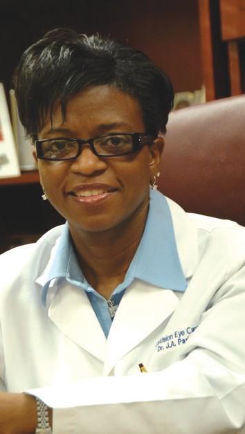 Dr. J. A. Parker-Herriott