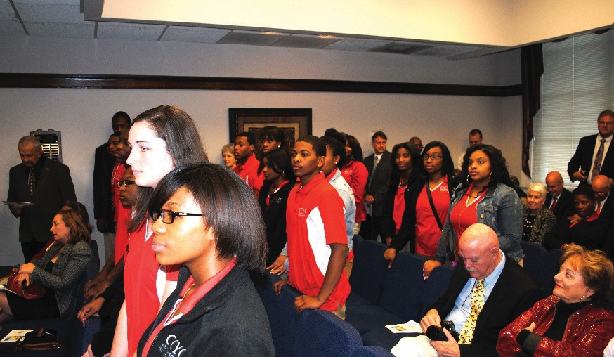 Chatham County Youth Commission
