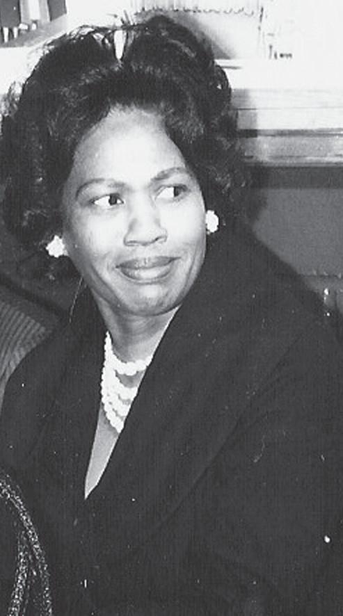Mrs. Edmonia Willis