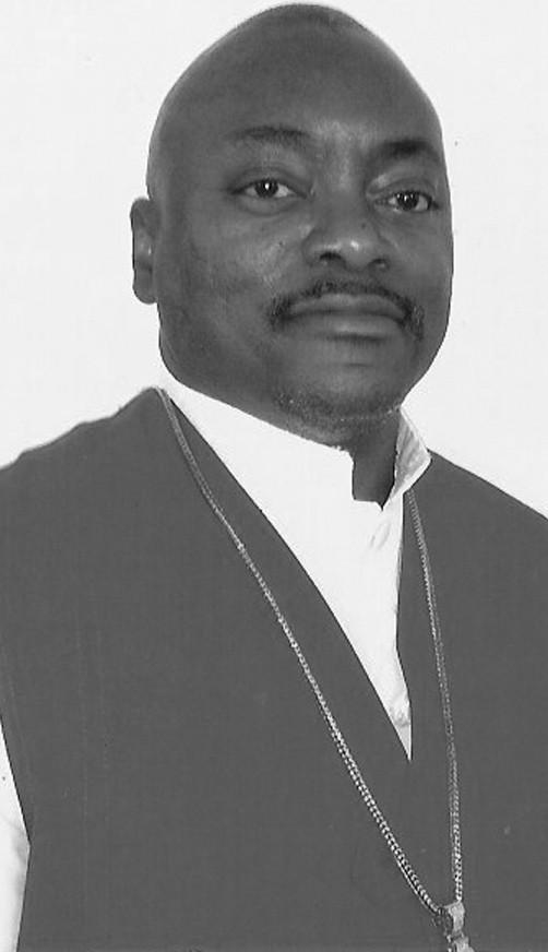 Apostle-Elect Dr. Douglas M. Currington, Sr