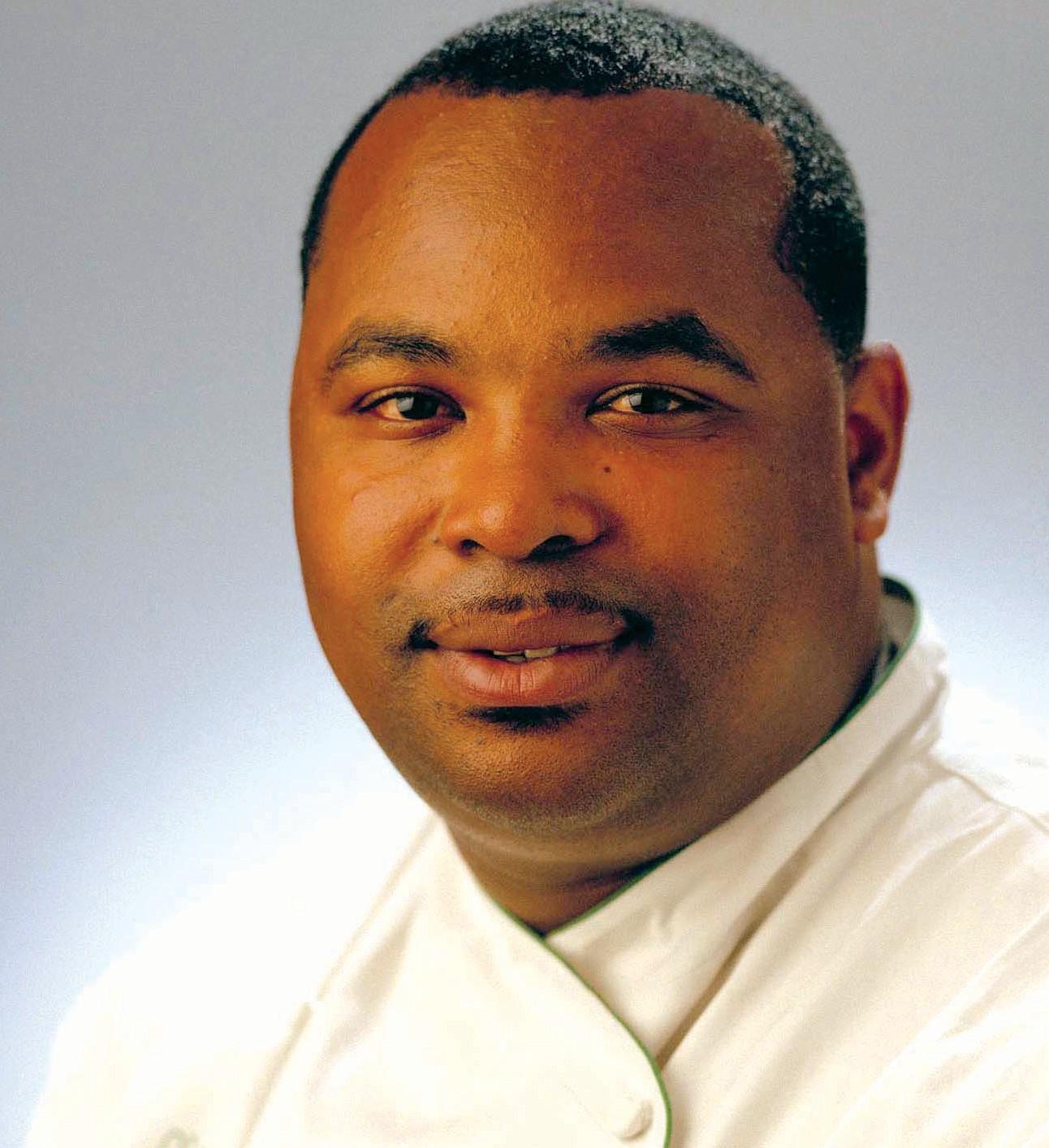 Chef Bernard Carmouche