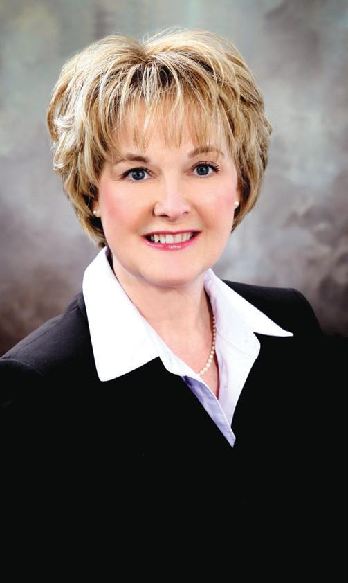 Debra Anthony Larson, President and CEO