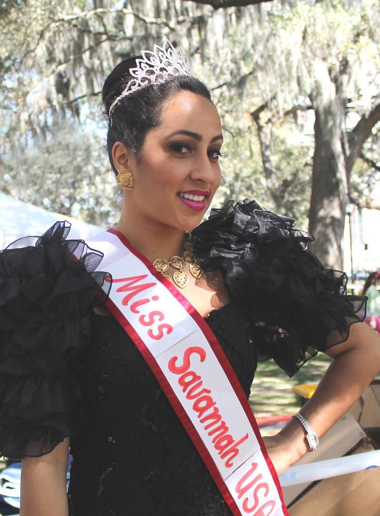 Miss Savannah Lucia A. Jahannes