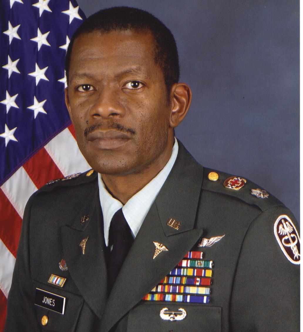 Colonel Bobby W. Jones