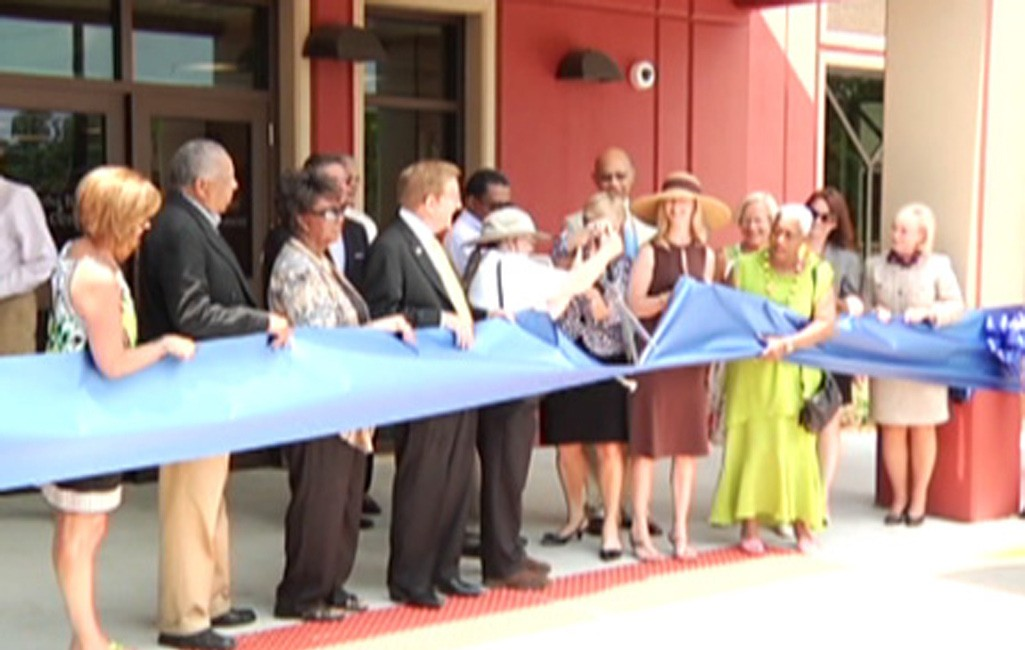Chatham County Health Department Ribbon Cutting