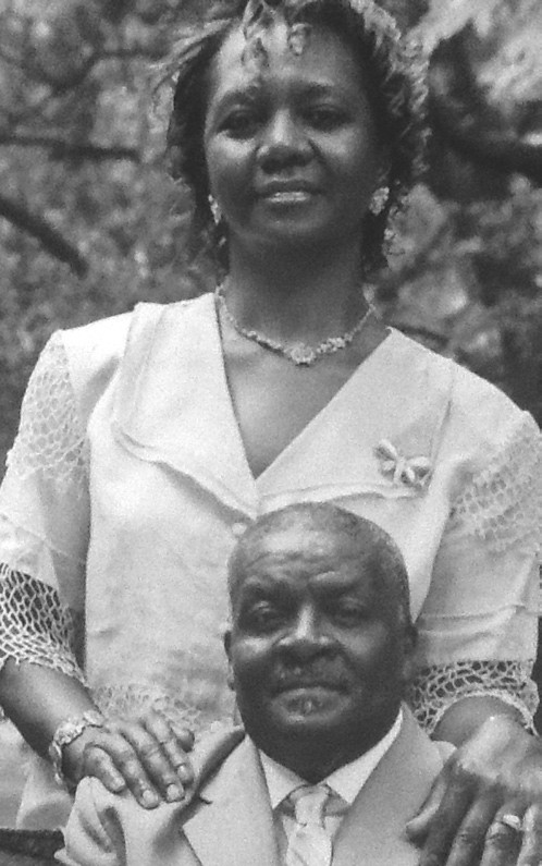 Alfonza McClendon Sr. and First Lady Sophronia McClendon's