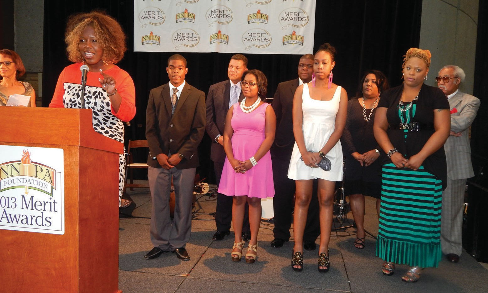 NNPA Foundation Scholarship Recipients
