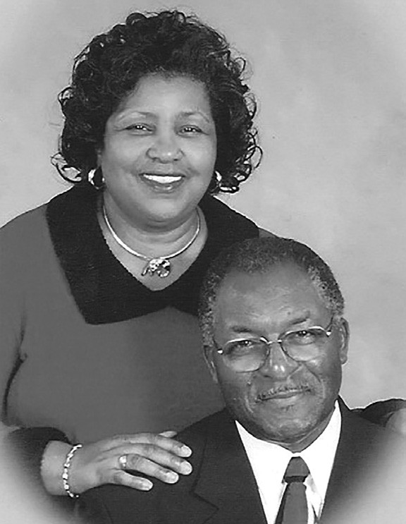 Rev. and First Lady Sammie E. Kenty