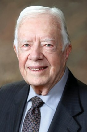 Former Pres. Jimmy Carter