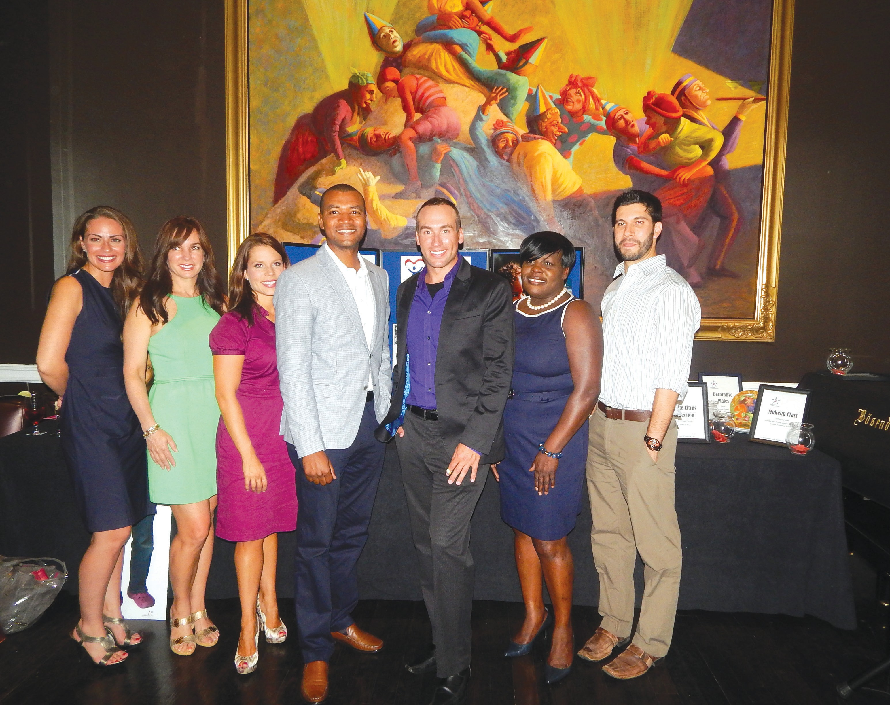 CASA's 2013 Dancing with Savannah Stars contestants