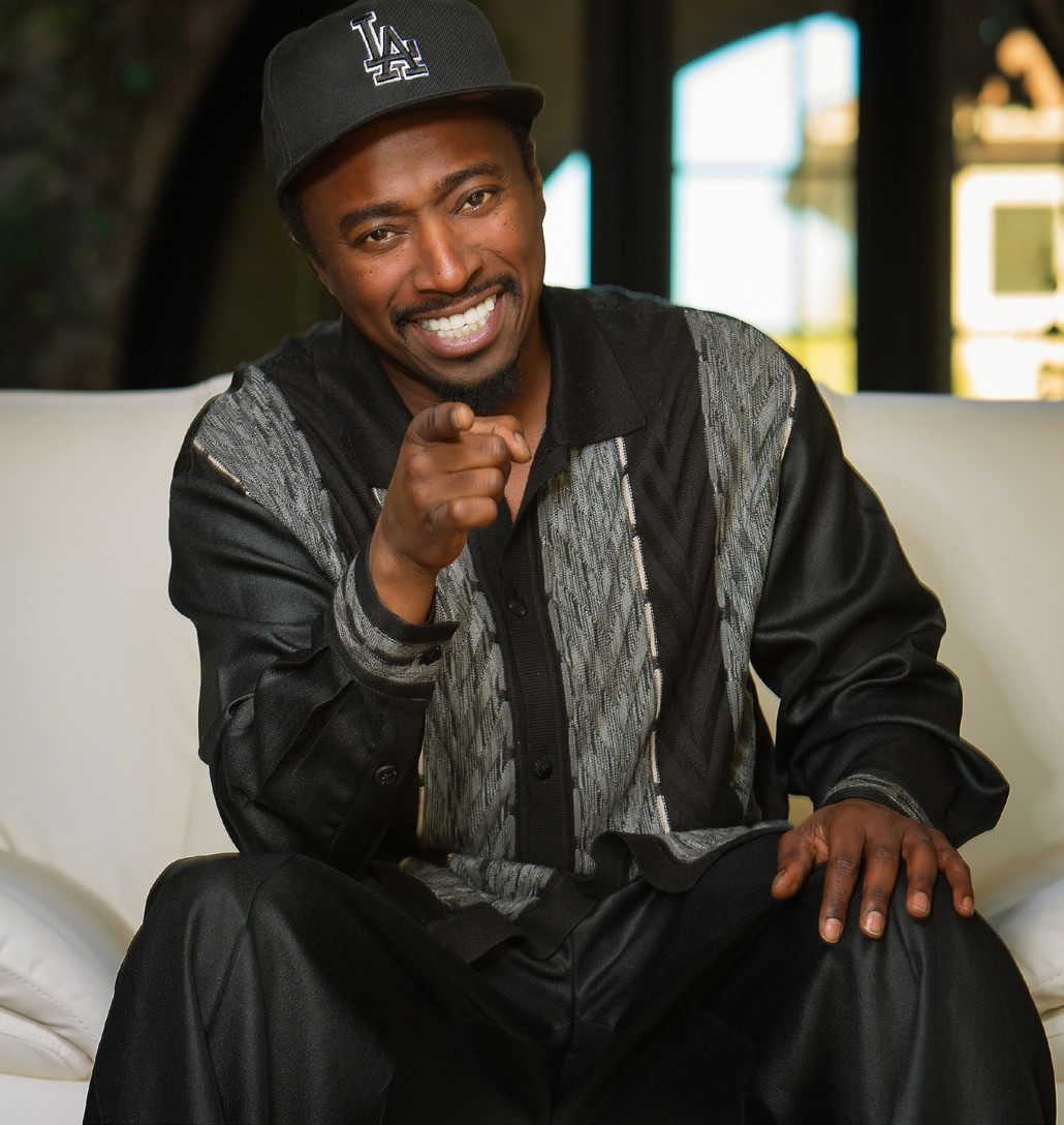 Actor and comedian Eddie Griffin