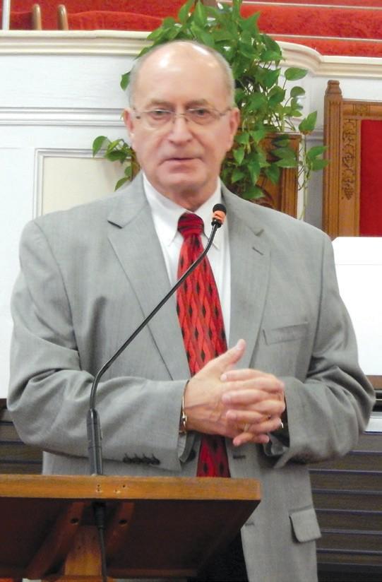 Dr. Thomas Lockamy, Jr.