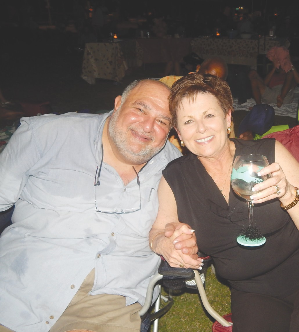 Paul and Judy Ganem