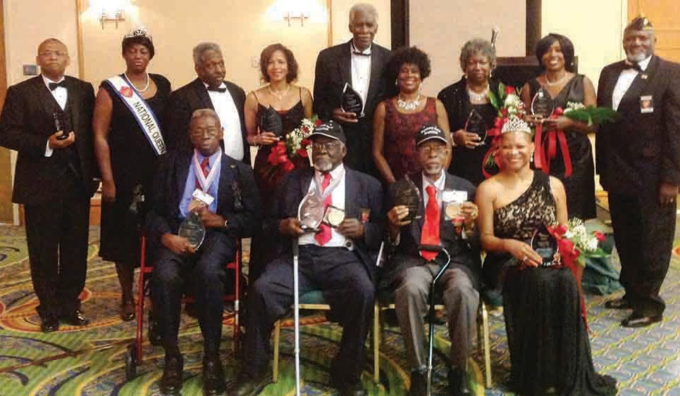 Honorees of The Spirit of Excellence Business Awards