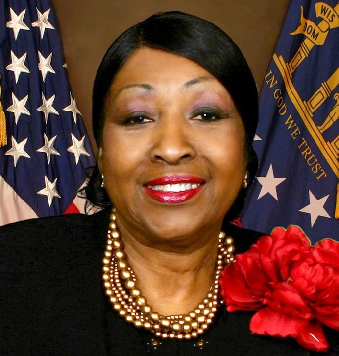 Edna Jackson, Mayor
