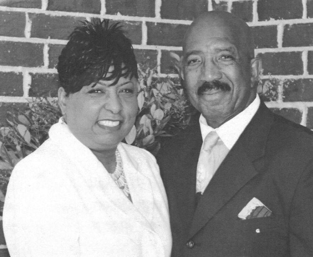 Pastor George E. Clark, Sr. and First Lady Sandra Clark