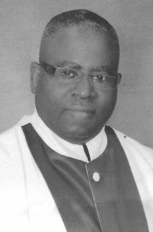 Rev. Christopher T. Johnson