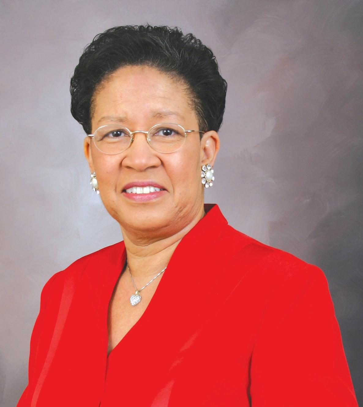Shirley B. James , Publisher The SavannahTribune