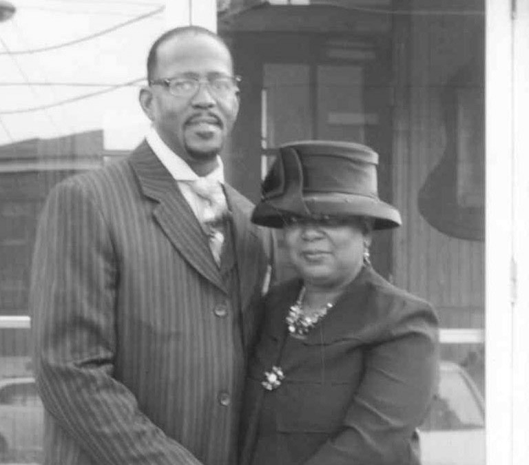 Pastor Elect Alphonso and Sis. Faith Anderson, Jr.