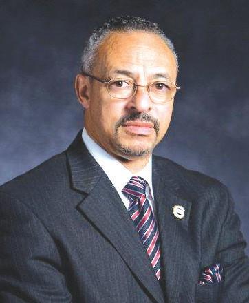 Dr. Carlton E. Brown, President of Clark Atlanta University
