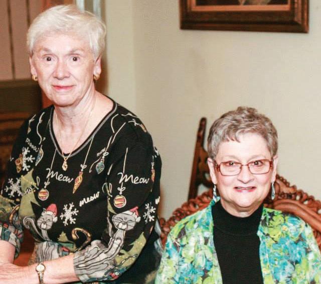 Sandra Bath & Dorinda Duggan Named 2013 CASA Advocates of the Year