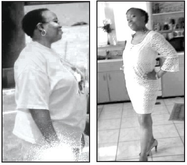 Beth Ann Jones Before and After Weight Loss