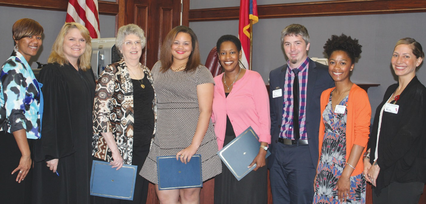 Savannah/Chatham Court Appointed Special Advocates (CASA), Inc. appointed three new CASA volunteers on Monday, April 7, 2014. These dedicated individuals successfully completed the nationally based training. The new volunteers are: Elise Alls, Joan Baczynski, and Sonja Strain.