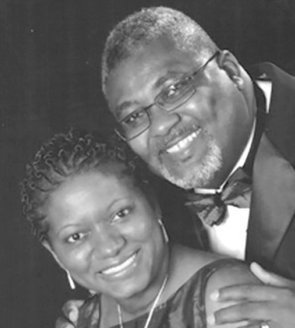 Pastor Ronald B. Anderson, Sr. and First Last Shonna R. Anderson