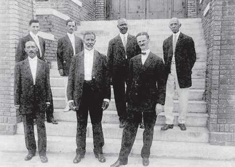 Founders of the Carnegie Library