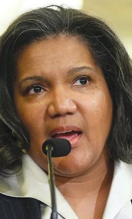 Attorney Cynthia L. Quarterman