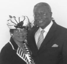 Pastor Jerome W. Baker and 1st. Lady Cleo Baker