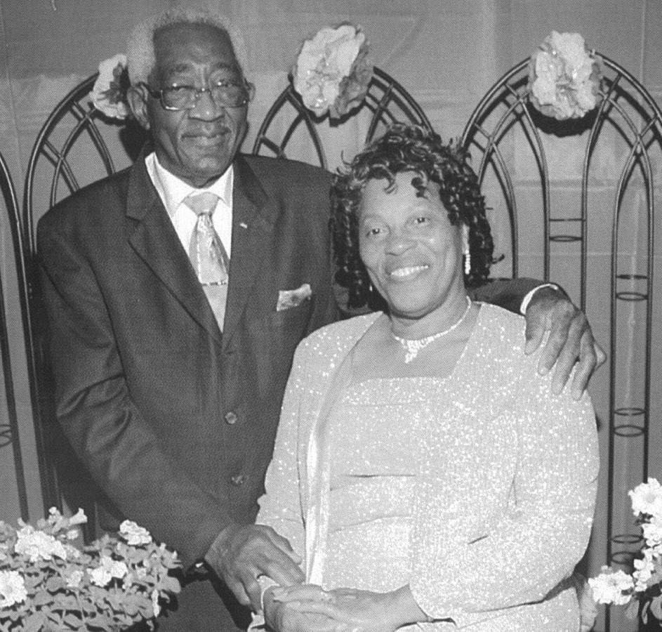 Rev. and First Lady James Savage