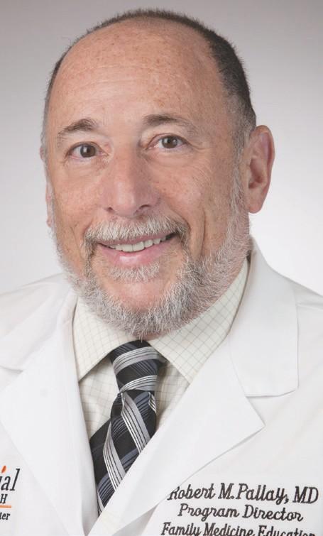 Robert Pallay, M.D.