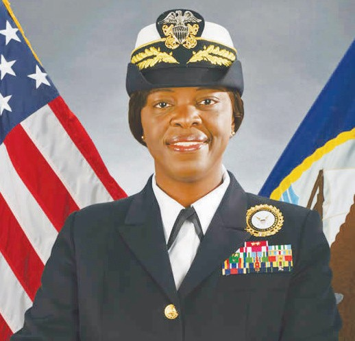 Rear Admiral Andrews