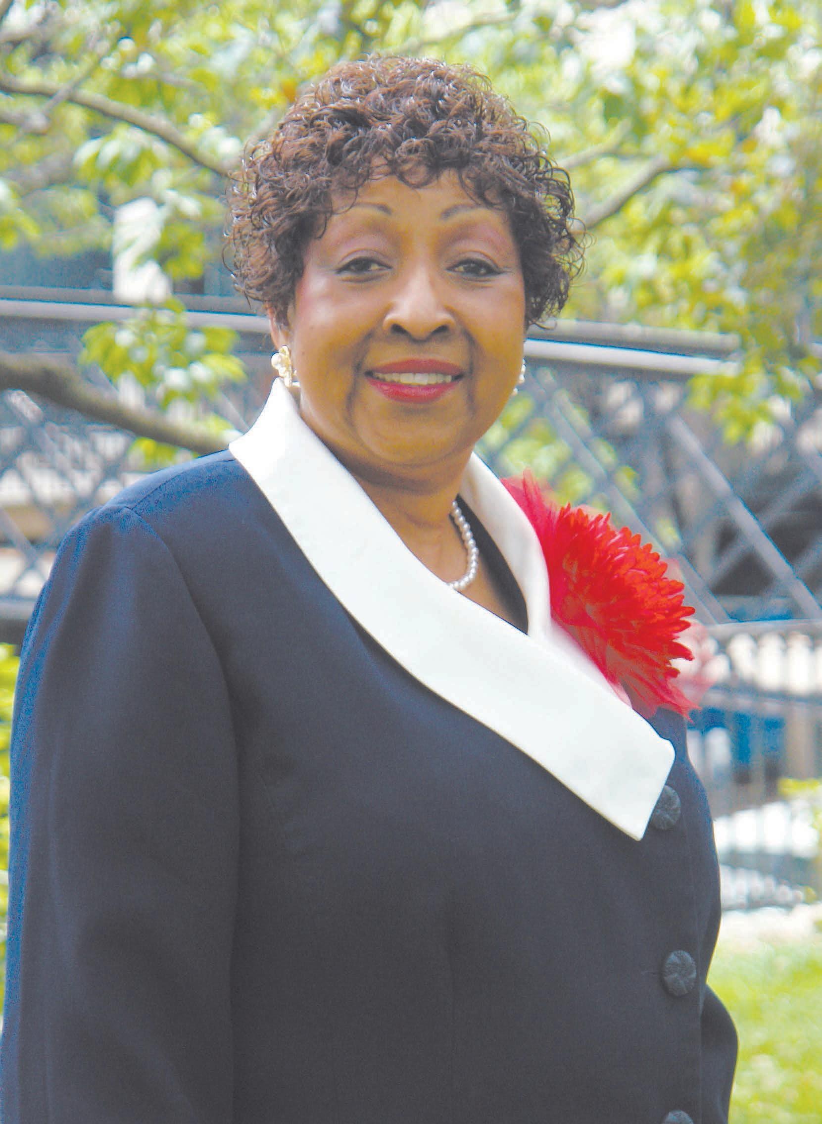 Mayor Edna Jackson