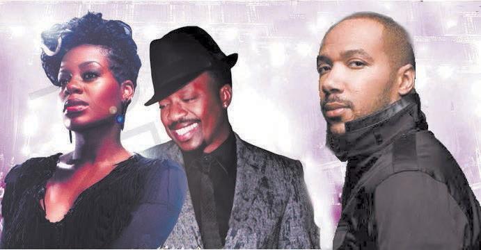 Fantasia, Anthony Hamilton, Lyfe Jennings