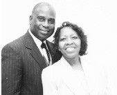 Bishop Willie Ferrell and Elect Lady Margaret Ferrell