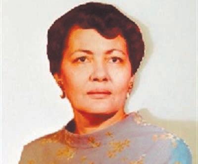 Mrs. Willie Mae Patterson Freeman