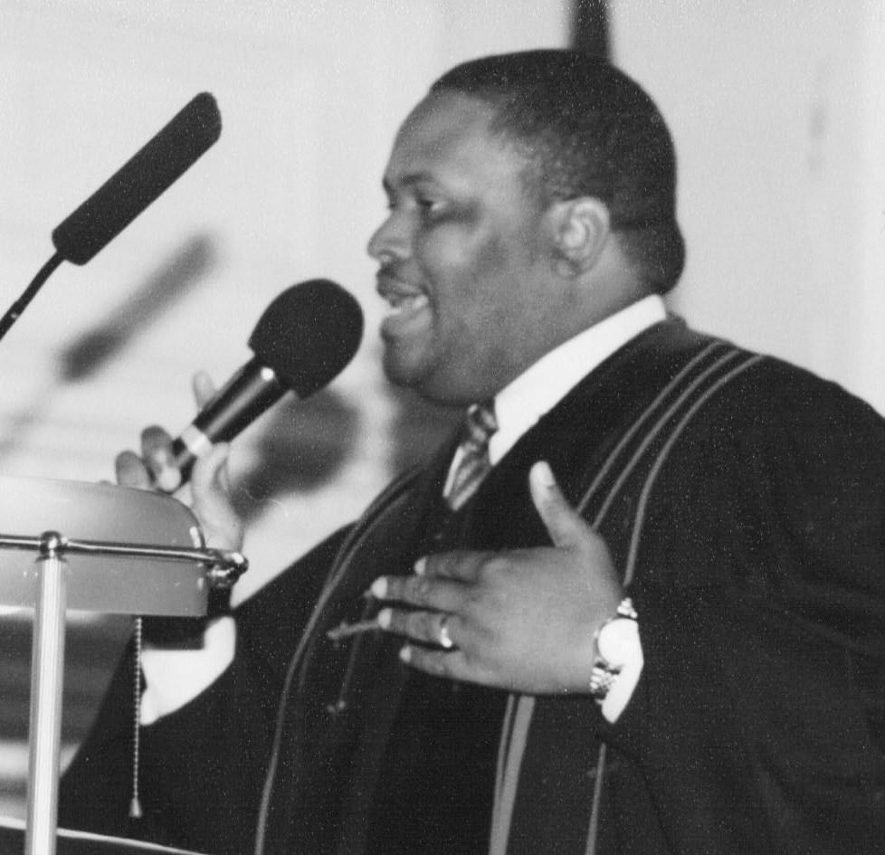 Rev. Edward Lamar Elllis, III